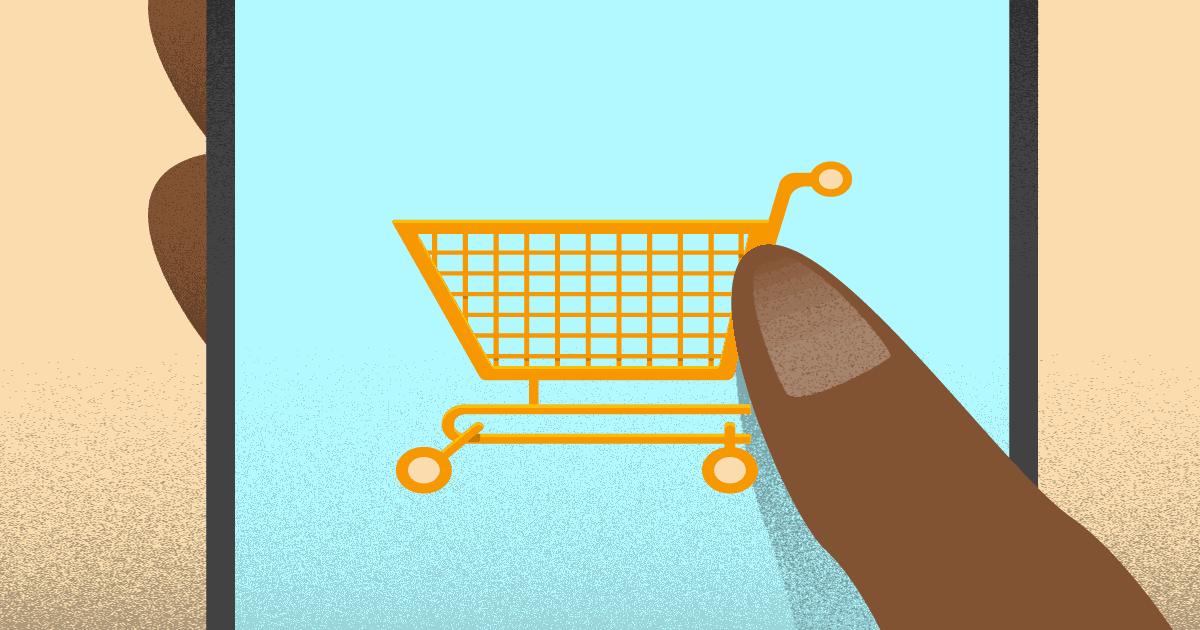 experiência no e-commerce