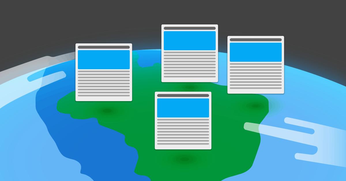 Cenário do marketing de conteúdo e SEO