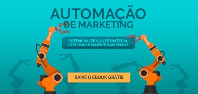 automaçao de marketing CTA de post