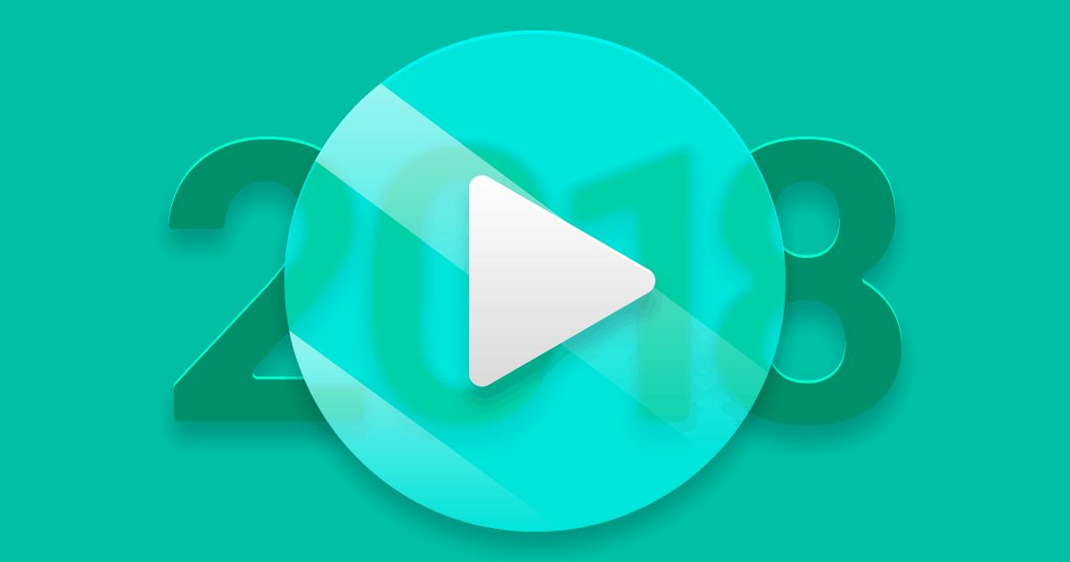Estratégias de vídeo para usar em 2018