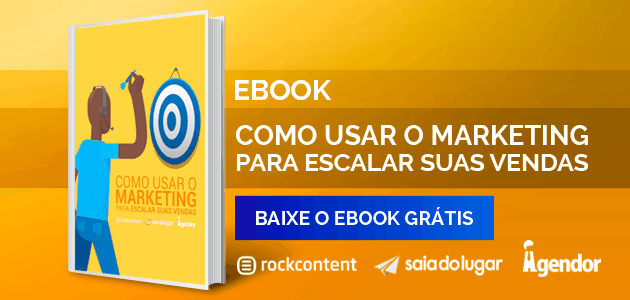 Como usar o marketing para escalar vendas ebook