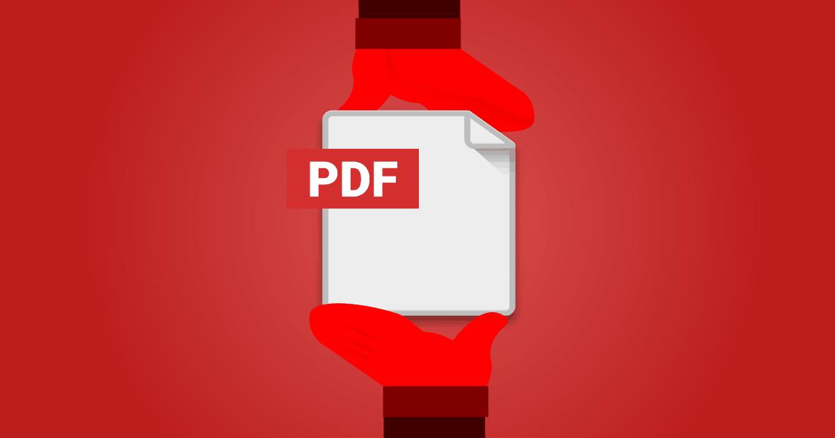 como comprimir pdf