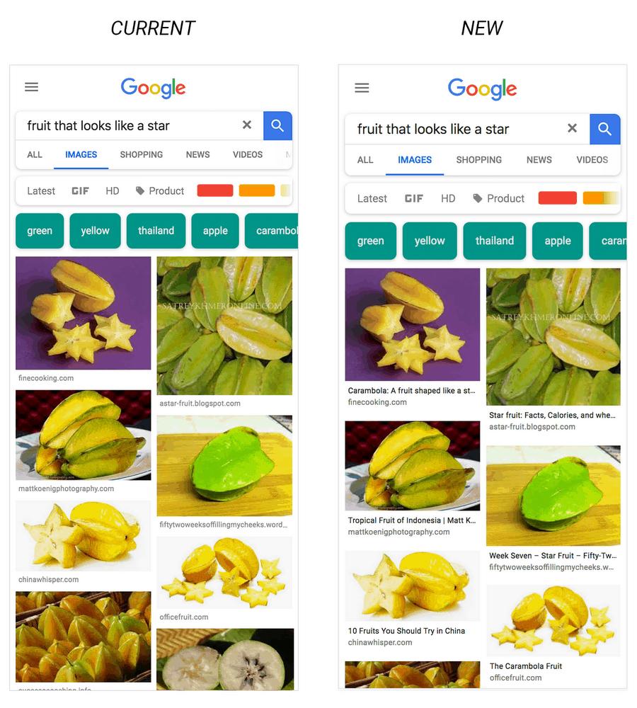 title tag google imagens