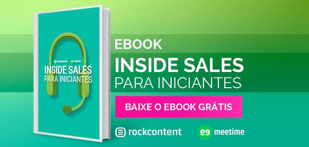 Ebook Inside Sales para iniciantes