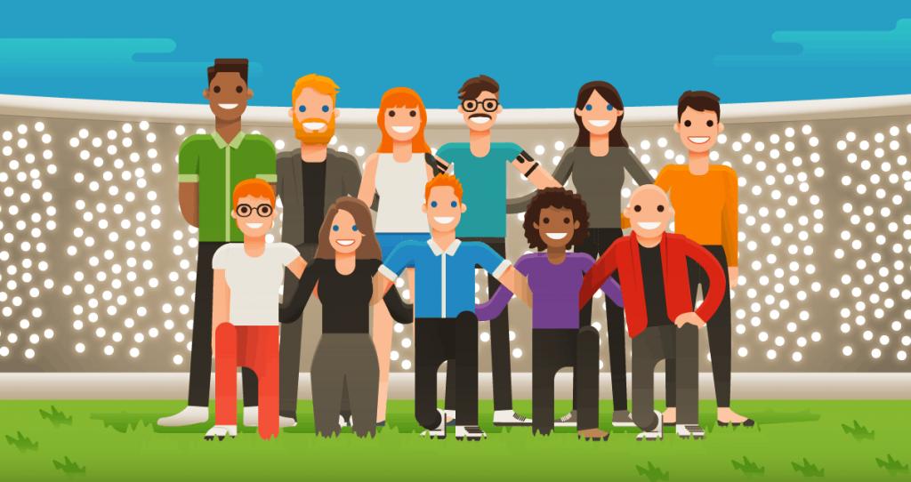 Como estruturar um time de vendas para sua agência