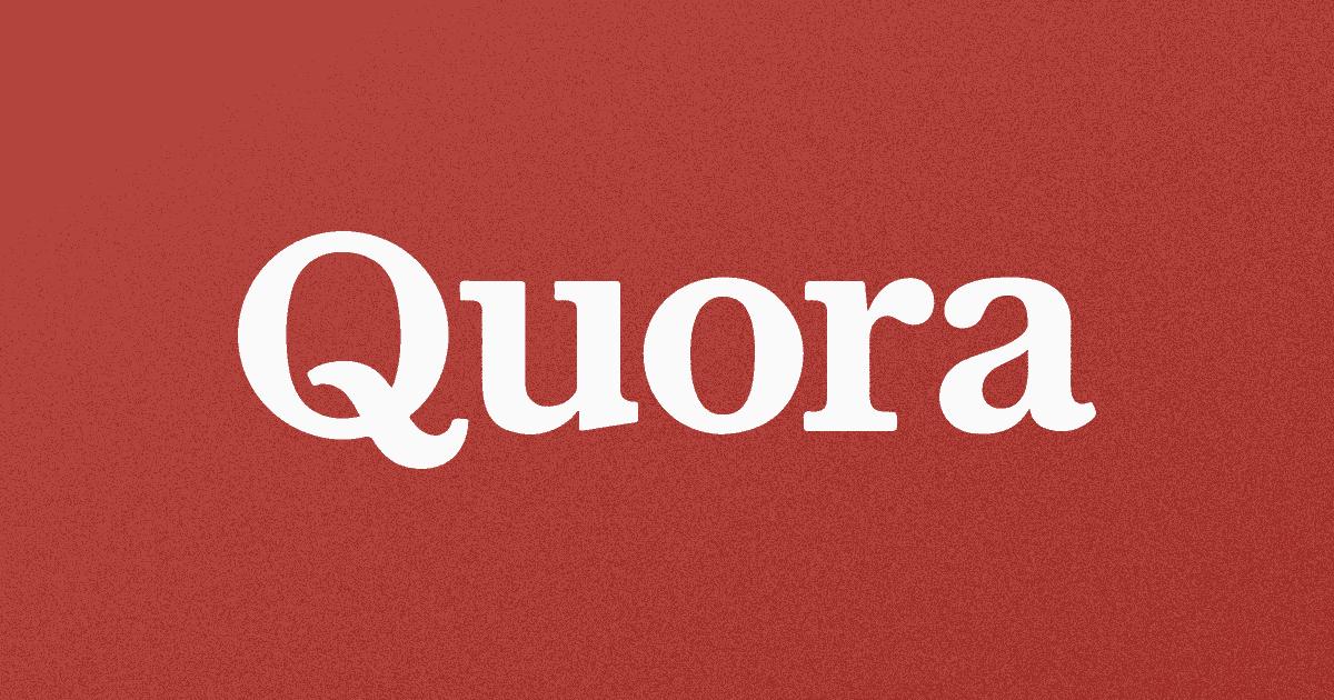 O que é Quora?
