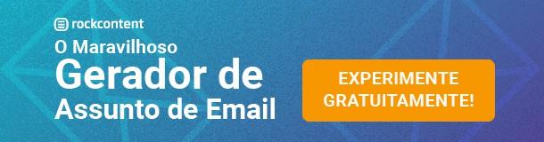 Gerador de assunto de email