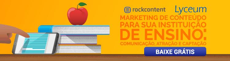 Marketing de Conteudo para Instituições de Ensino