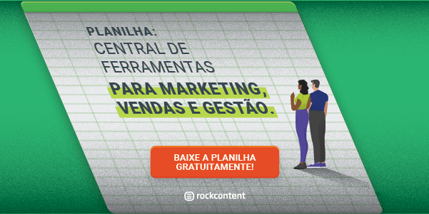 Central de ferramentas de marketing, vendas e gestão