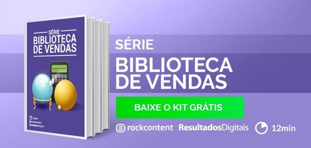 Serie Biblioteca de Vendas