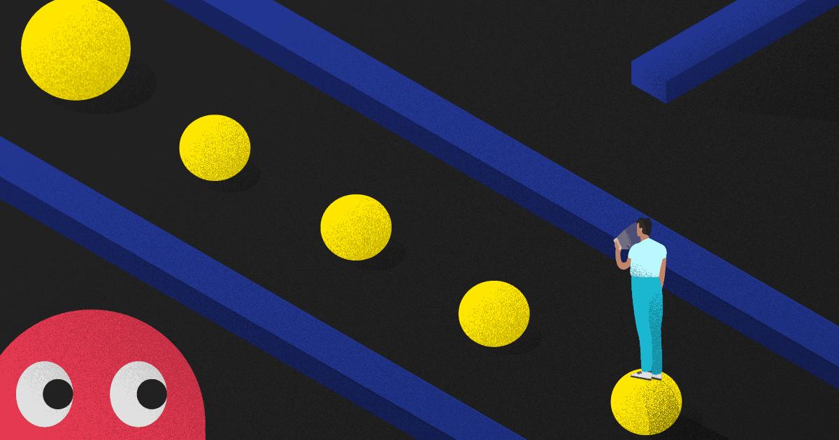 ilustração sobre gamificação