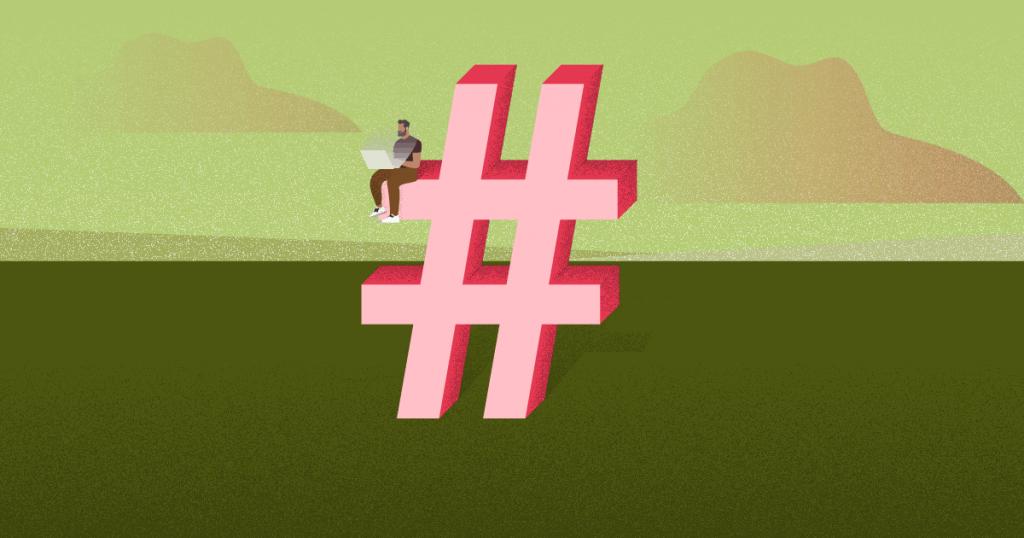 Onde usar as hashtags no Instagram?