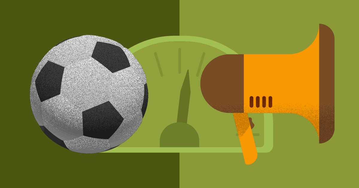 Métricas de performance no futebol e no marketing