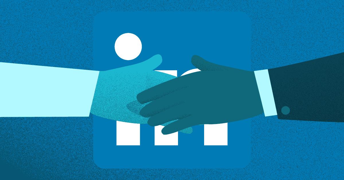 Mais leads usando LinkedIn