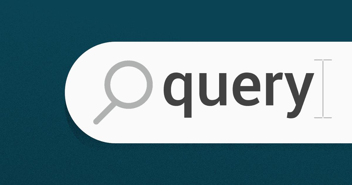 O que é e como usar Query