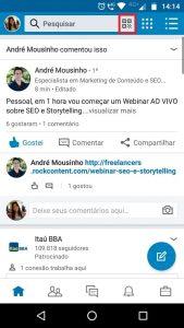 QR Code LinkedIn