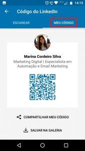 QR Code LinkedIn 2
