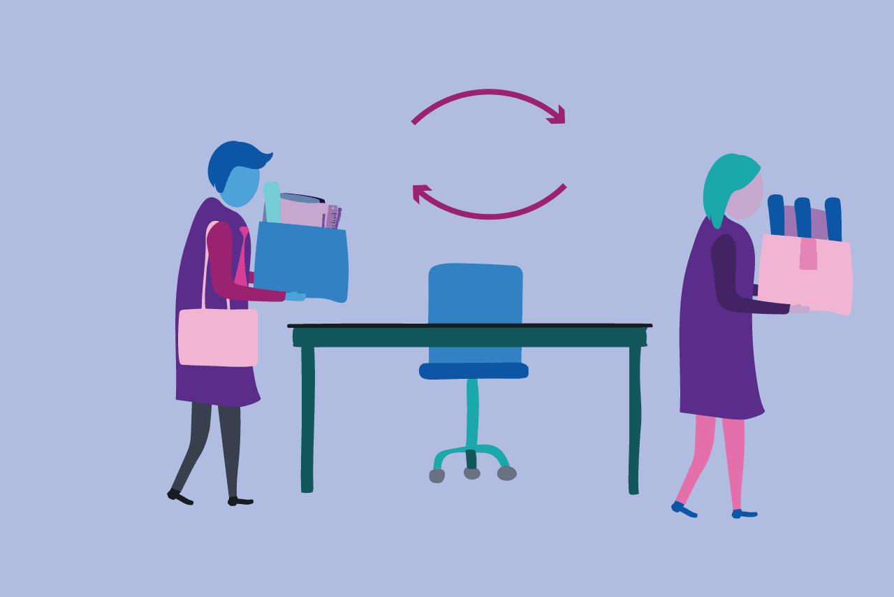 O que é turnover e por que você precisa diminuir a rotatividade da sua empresa
