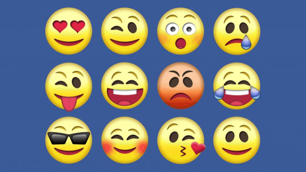 Emoji para Facebook