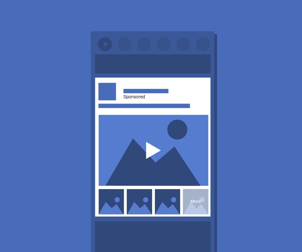 Vídeo para Facebook