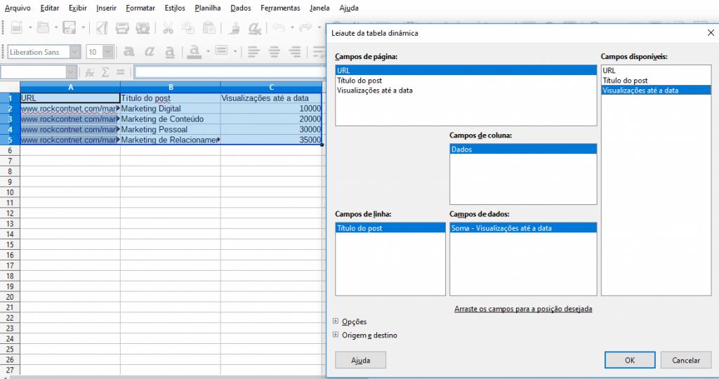 tabela dinâmica 5.1