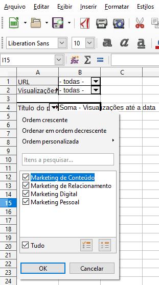 tabela dinâmica 6