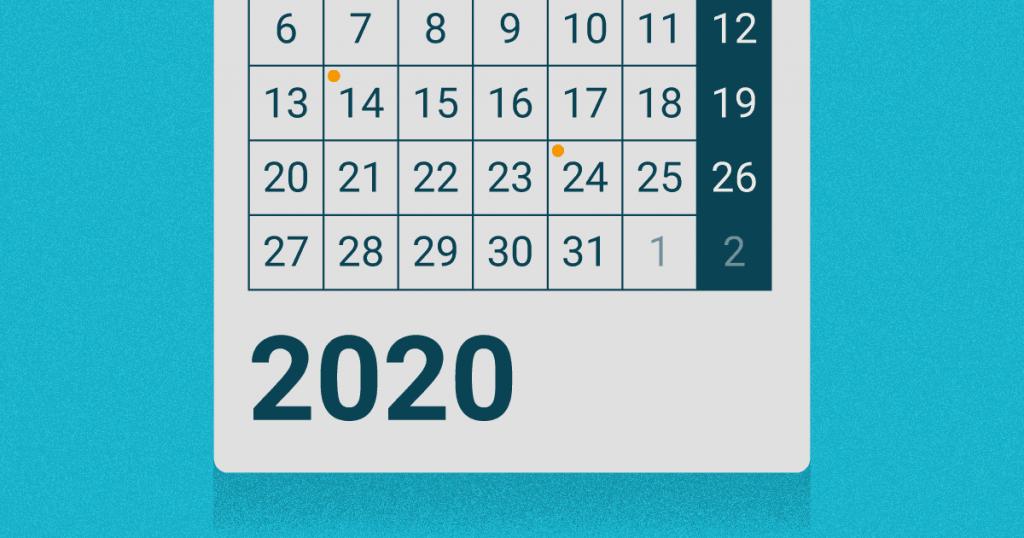 24 eventos de marketing que você não pode perder em 2020
