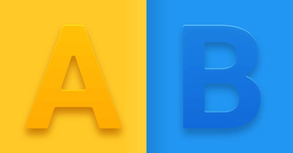 Teste A/B para e-commerce