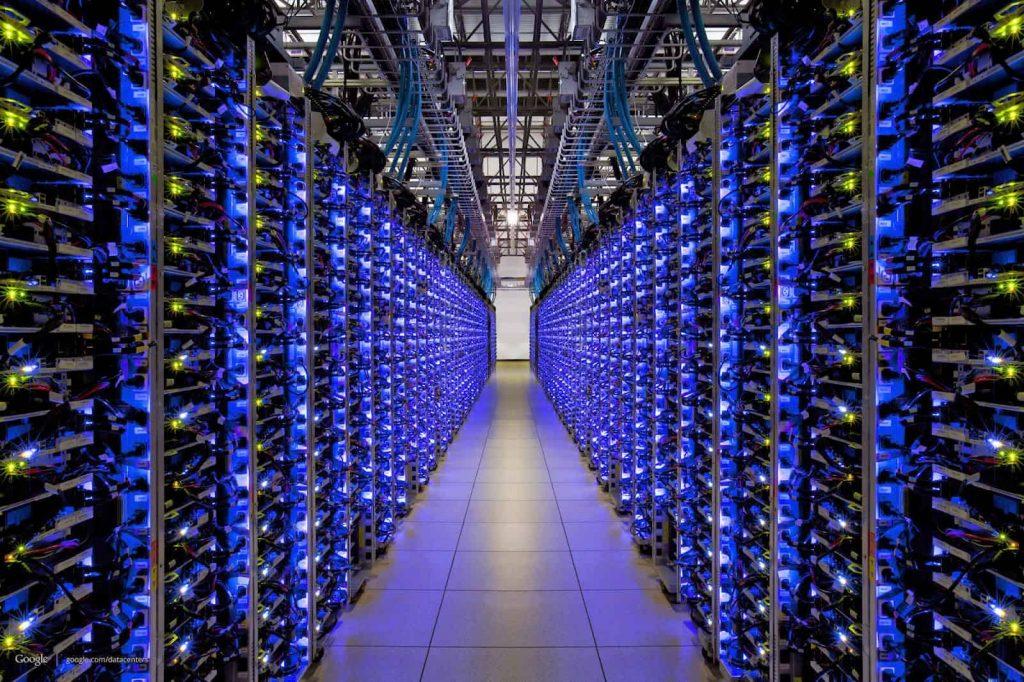 Banco de dados do Google