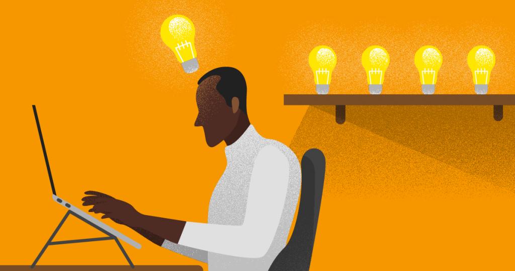 O que é criatividade e como estimular o potencial criativo na sua empresa