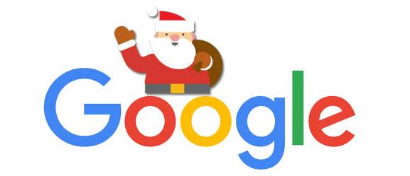 Papai Noel Google