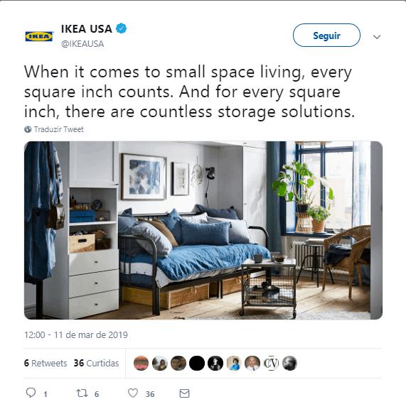 Twitter Ikea