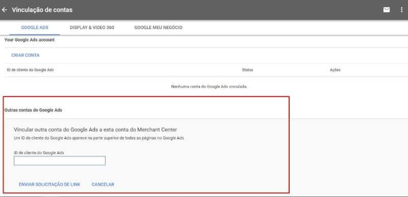 google merchant center 3