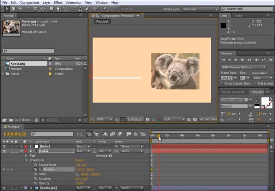 Adobe AE7