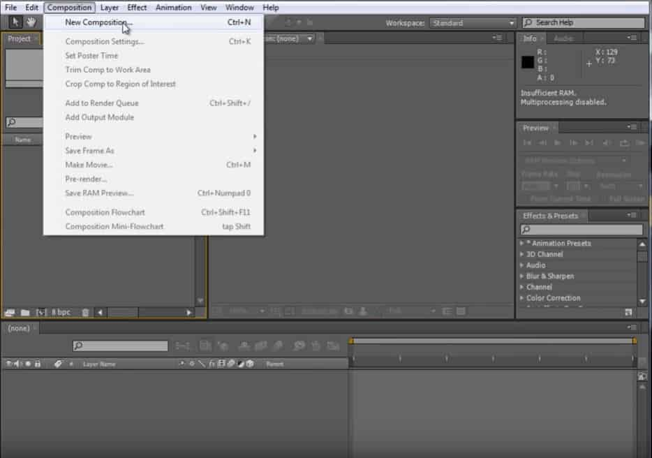 Adobe After Effects 2