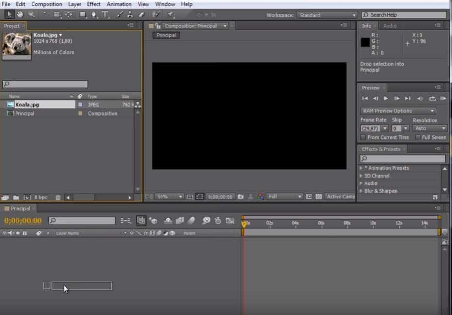 Adobe AE3