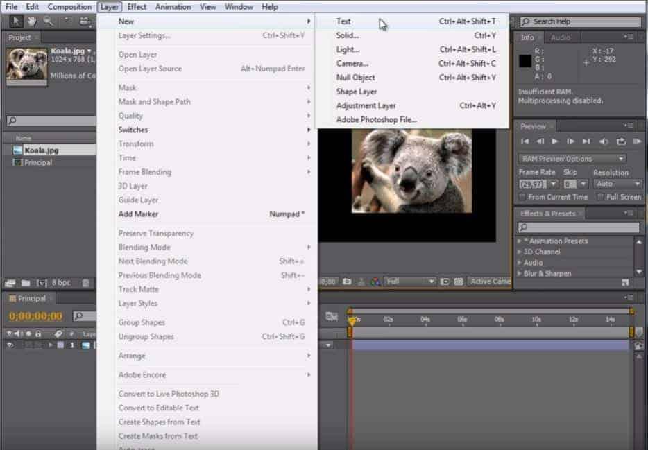 Adobe AE5