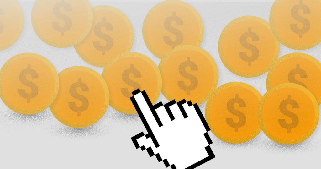 Custo por clique: Aprenda o que CPC significa para o PPC