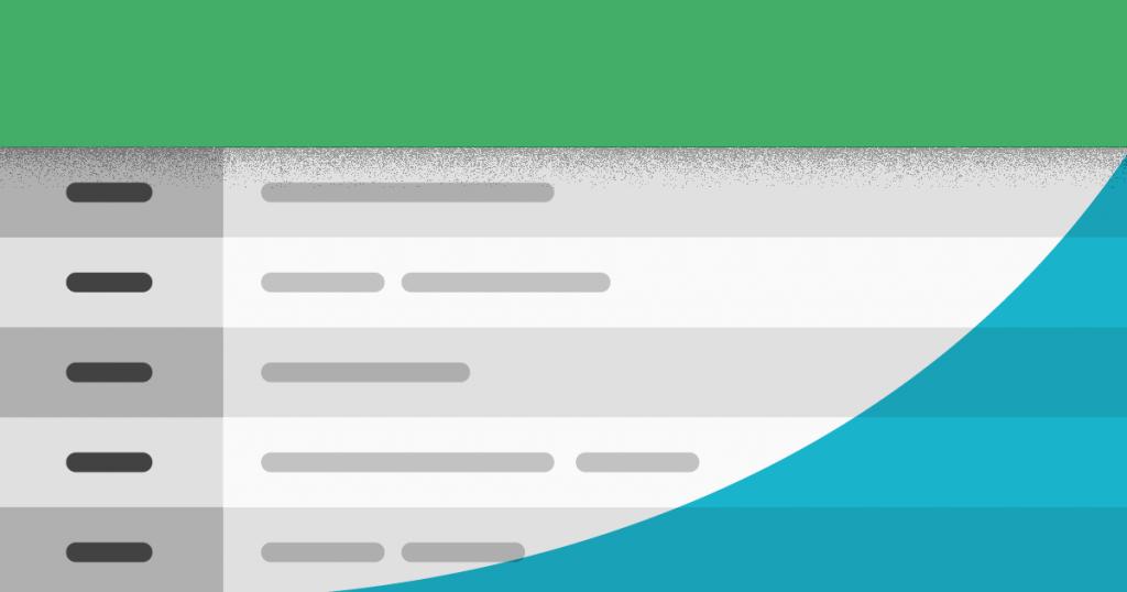 20 coisas que você não sabia que podiam ser feitas no Google Sheets