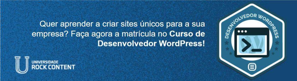 curso wordpress avançado