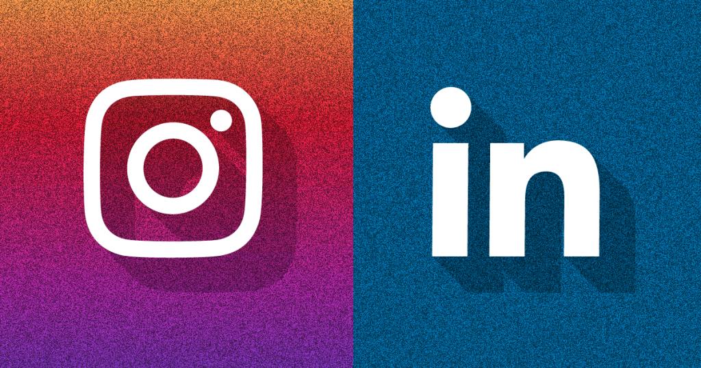 O que aprendemos ao mudar nossa estratégia no Instagram e LinkedIn