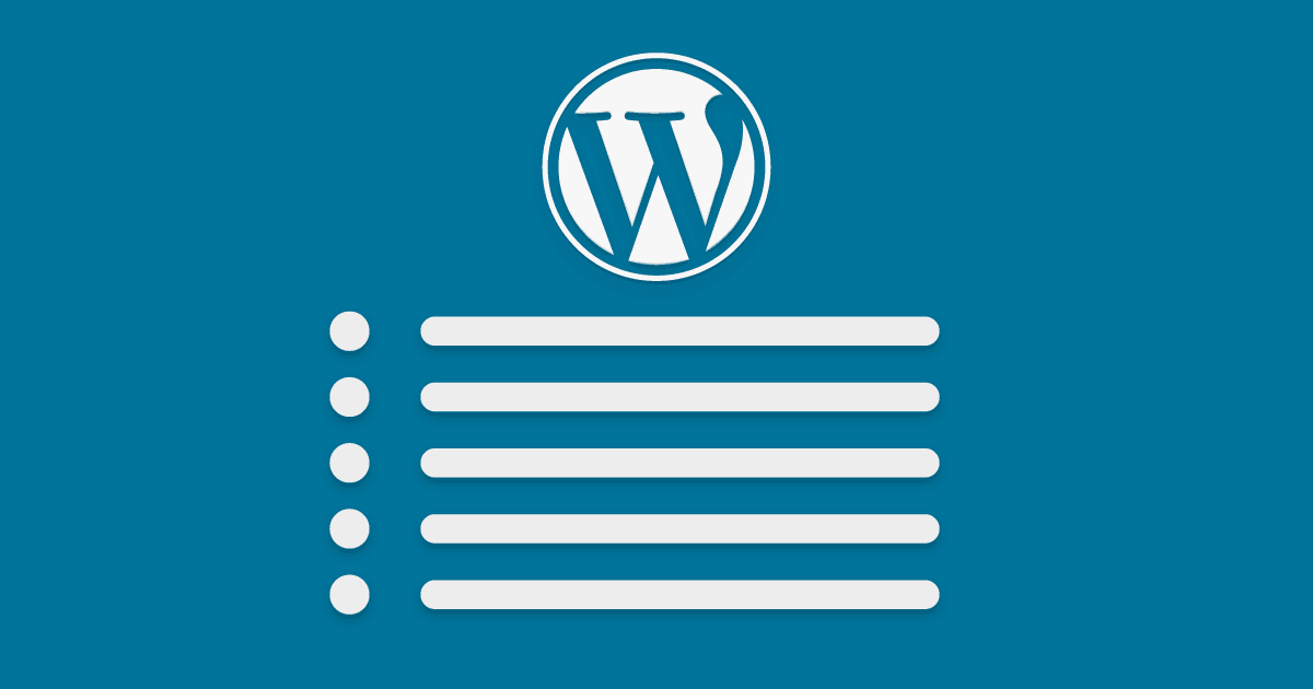 otimizar wordpress