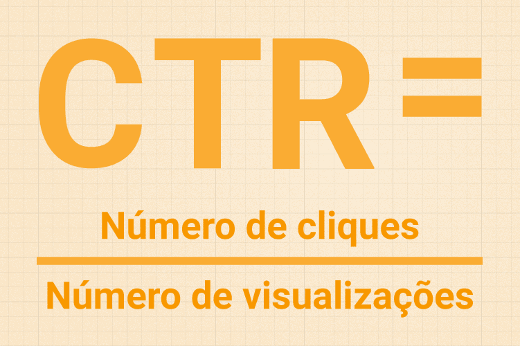 Como calcular o CTR?