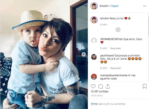 instagram carol rocha