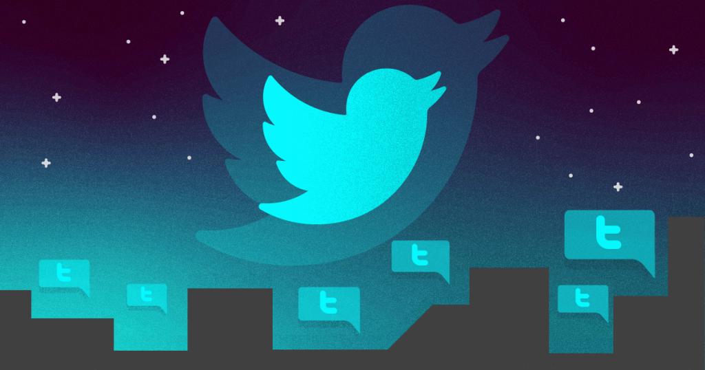 Seguir tópicos no Twitter