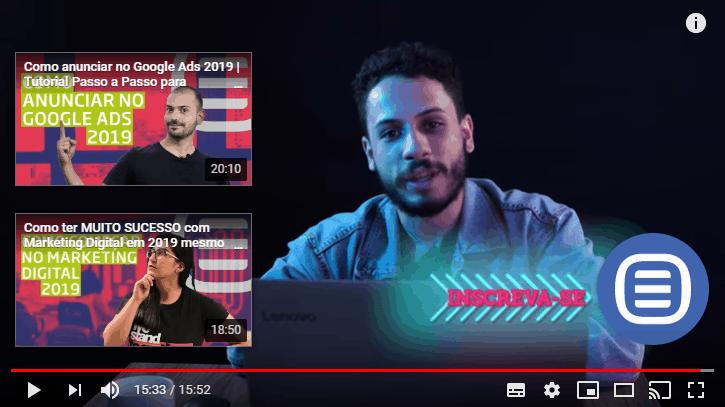 ganchos nos vídeos são um hack para aumentar views no Youtube