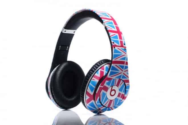 Fones de ouvido Beats nas olimpíadas