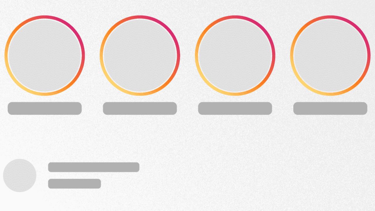 Como criar GIFs no Instagram Stories