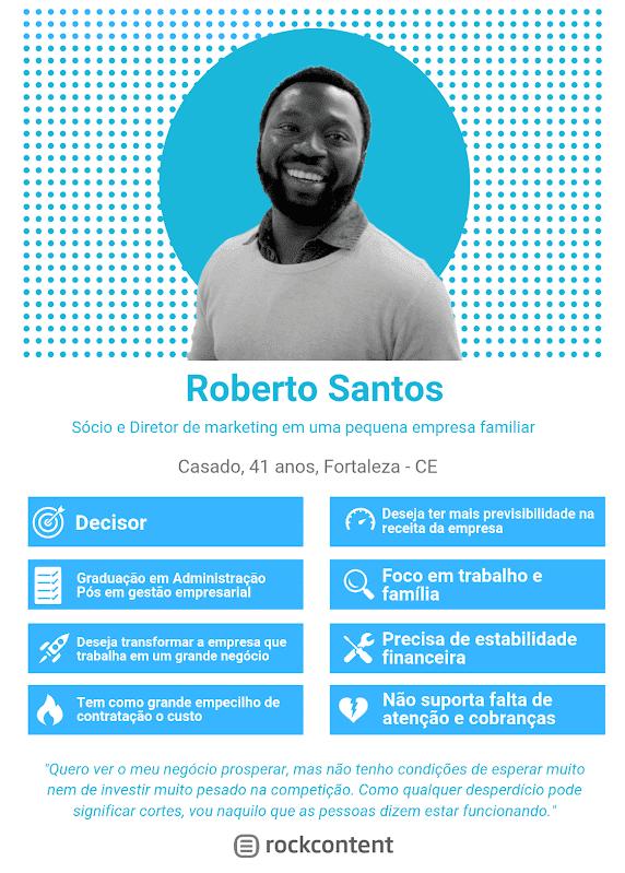 persona Roberto Santos