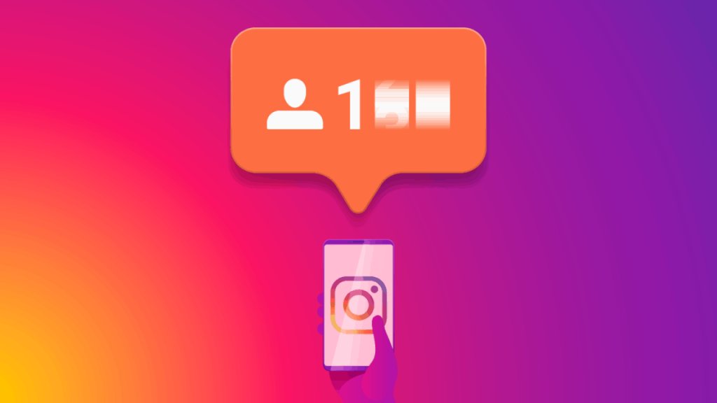 Sorteio no Instagram